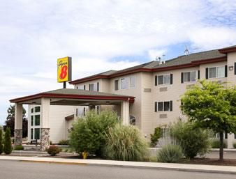 Super 8 Medford Oregon Hotel for Sale