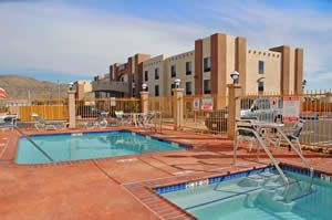 hotel management company - Best Western Joshua Tree California