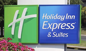hotel management company - Holiday Inn Express & Suites, Ridgecrest, CA