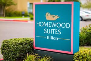 hotel management company - Homewood Suites by Hilton - Santa Clarita, CA