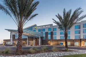 hotel managment company - Hyatt Place, Delano, CA