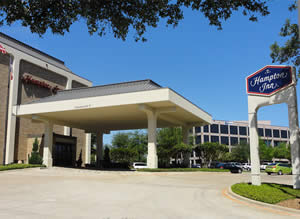 hotel management company Texas - Hampton Inn, Richardson currently Wingate Inn by Wyndham